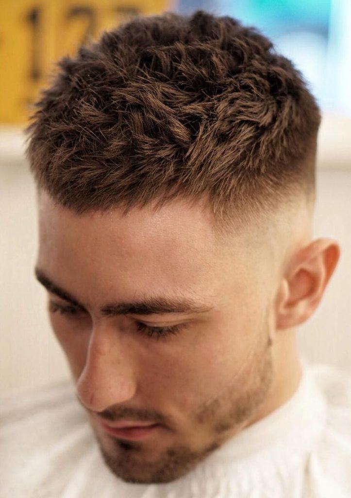 Mens Short Hair Style Phillysportstc Com