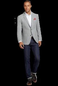 53b84c8859c Business casual jeans and blazer - phillysportstc.com