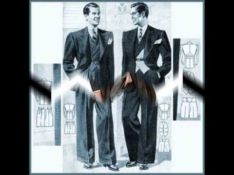 20s style mens suits photo - 1