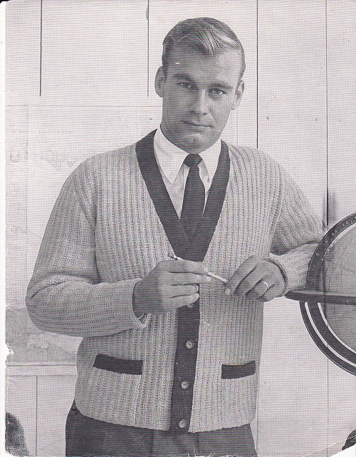 50s style mens photo - 1