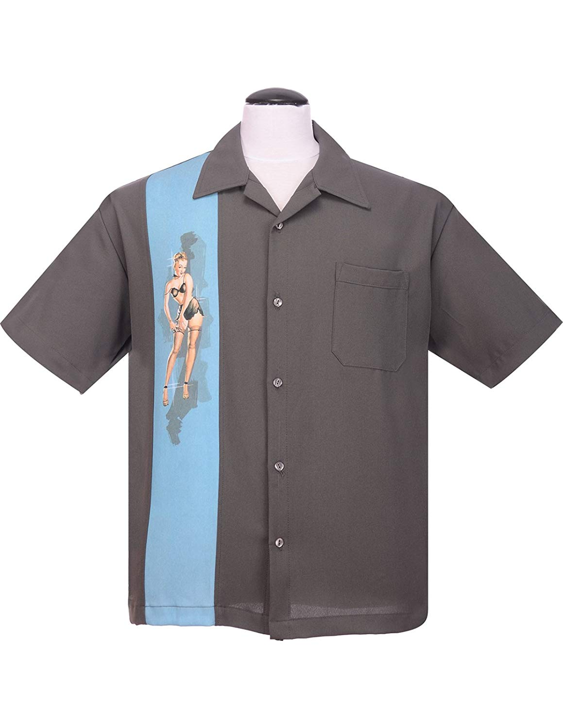 50s style shirts for mens photo - 1