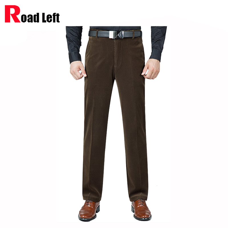 are corduroy pants business casual photo - 1