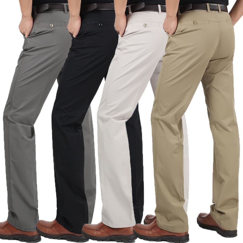 are khaki pants business casual photo - 1