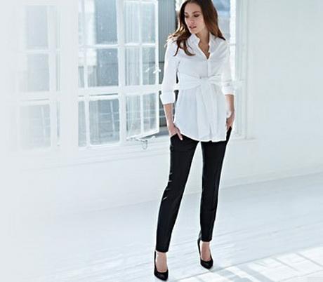 are leggings business casual attire photo - 1