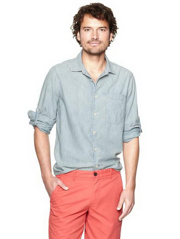 best mens casual dress shirts photo - 1