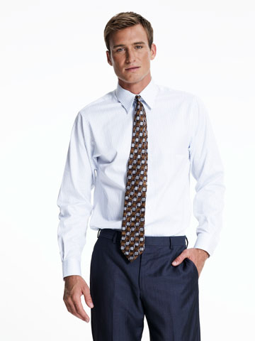 black and white business casual photo - 1