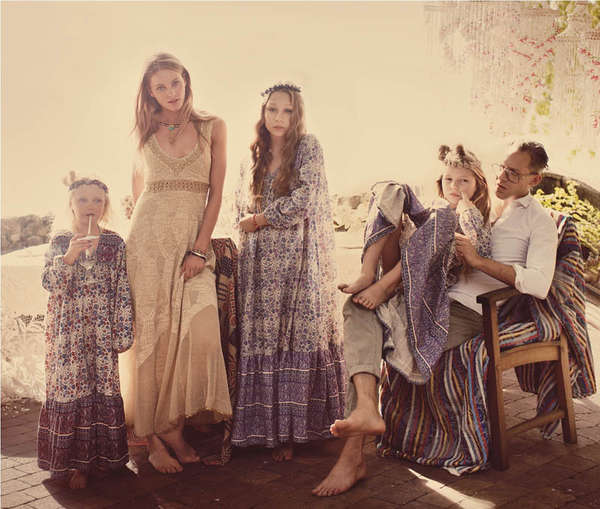 bohemian style clothing mens photo - 1