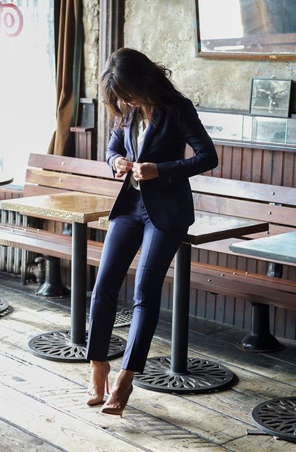boots business casual photo - 1