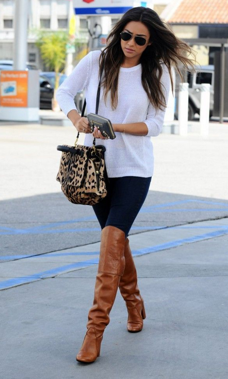 boots for business casual photo - 1