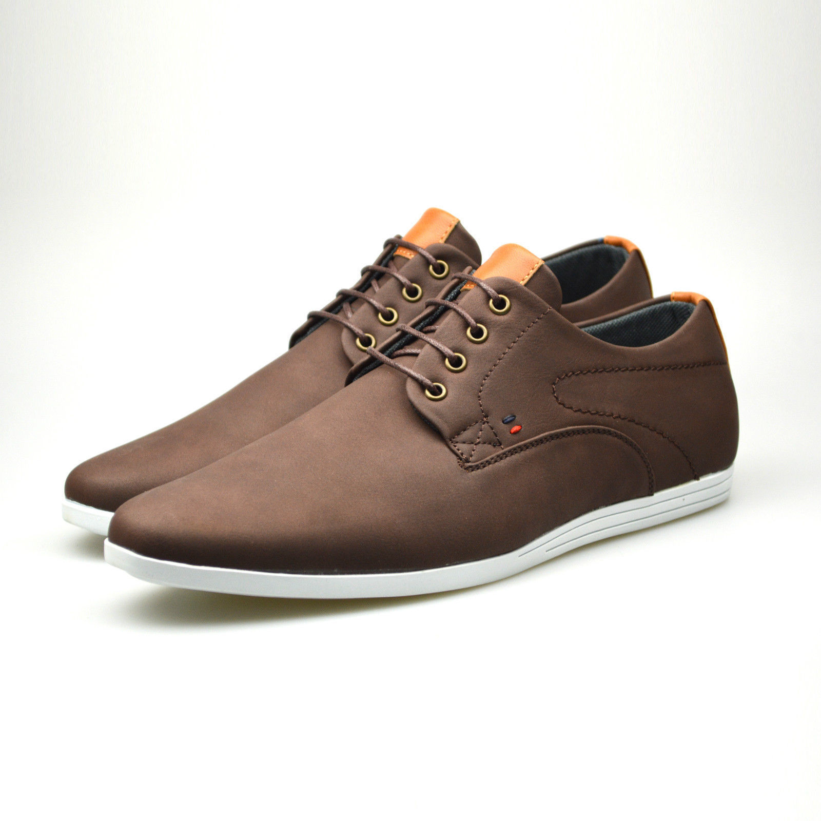 brown dress shoes casual photo - 1