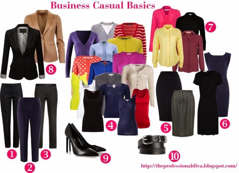 business casual basics photo - 1
