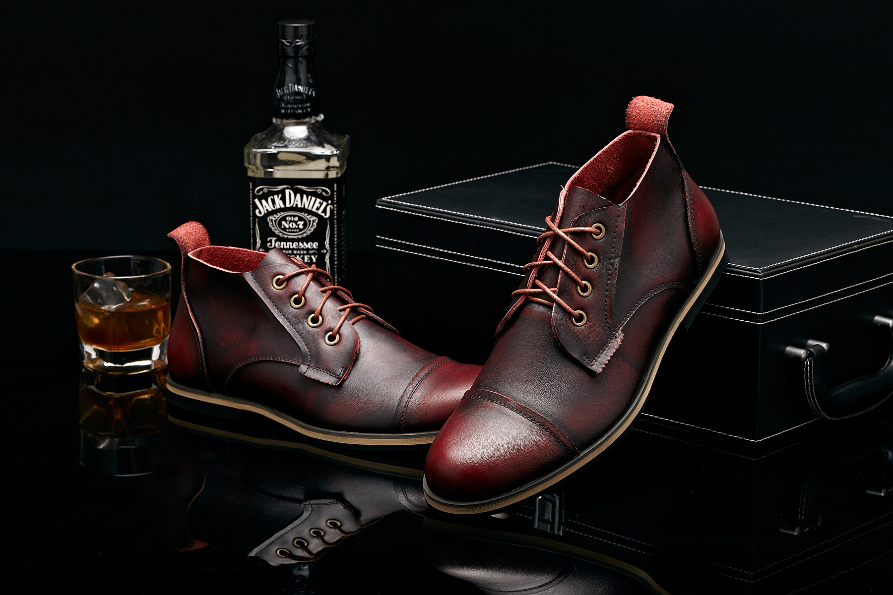 business casual boots mens photo - 1