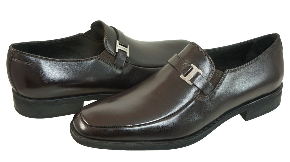 business casual brown shoes photo - 1