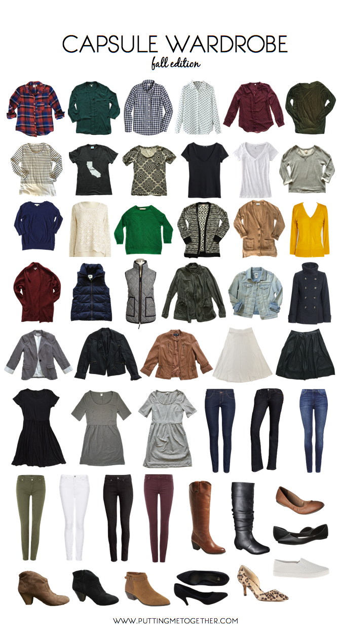 business casual capsule wardrobe photo - 1