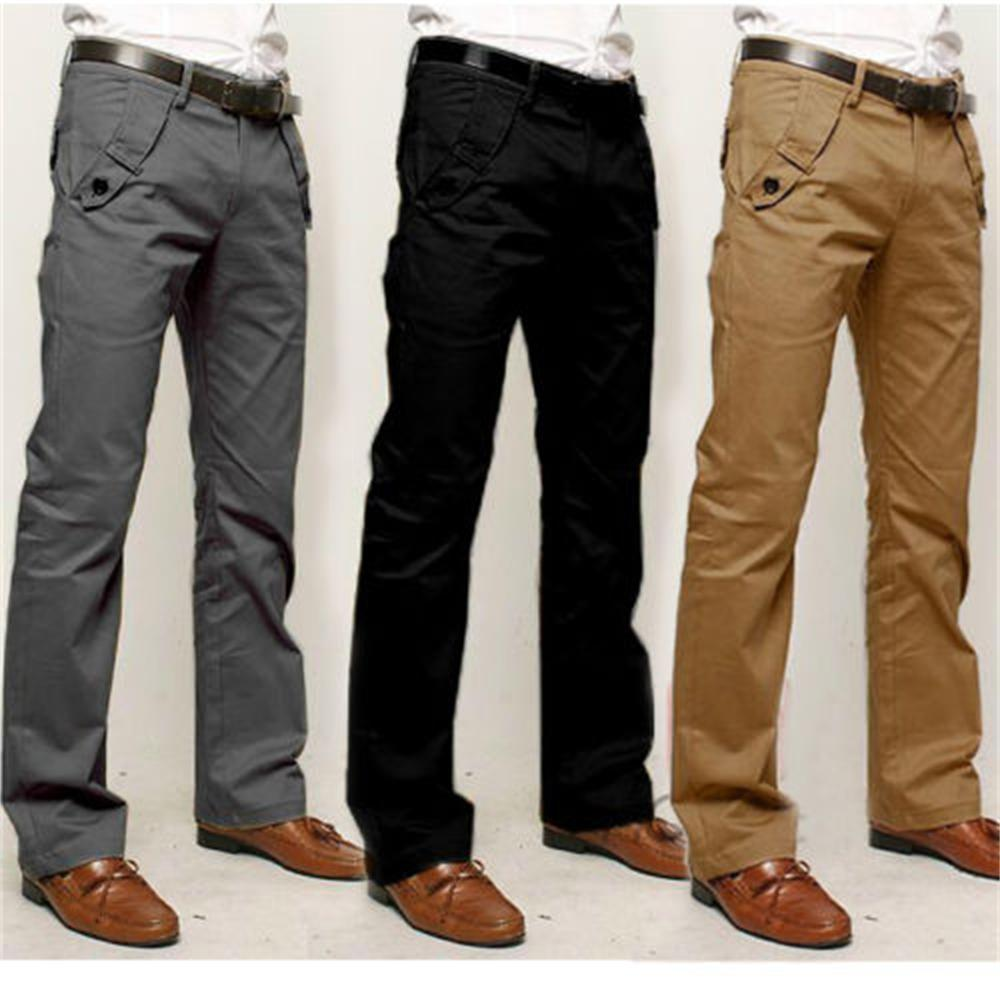 business casual chinos photo - 1