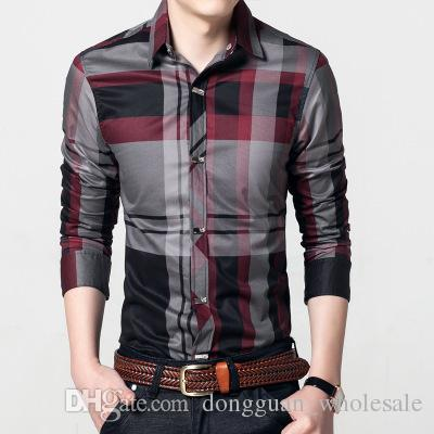 business casual clothes for men photo - 1