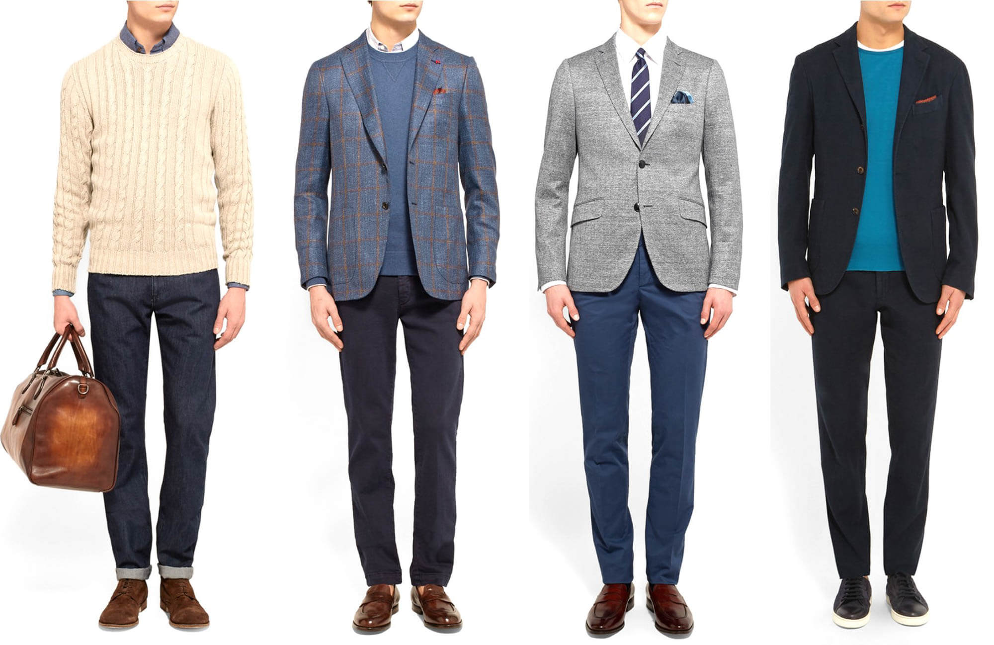 business casual clothing men photo - 1