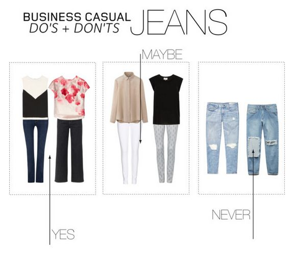 business casual dress code examples photo - 1