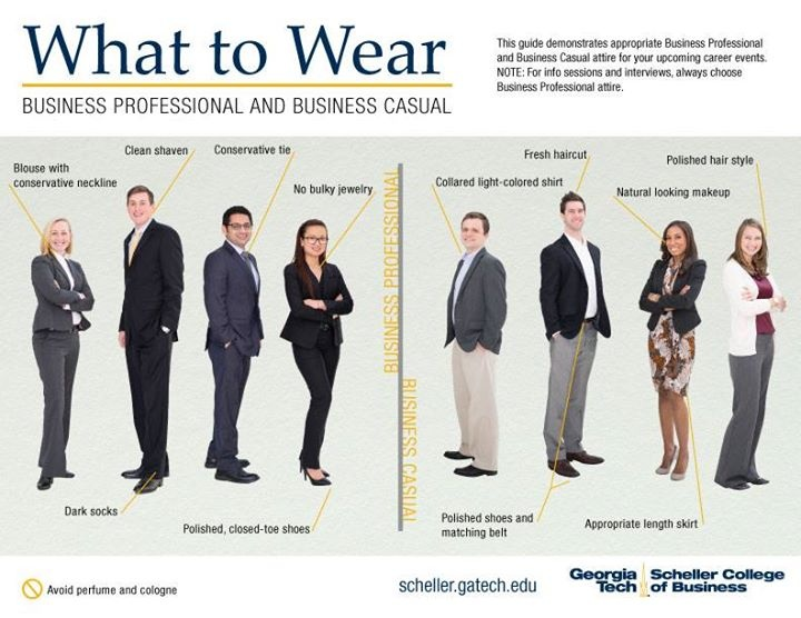 business casual dress code female photo - 1