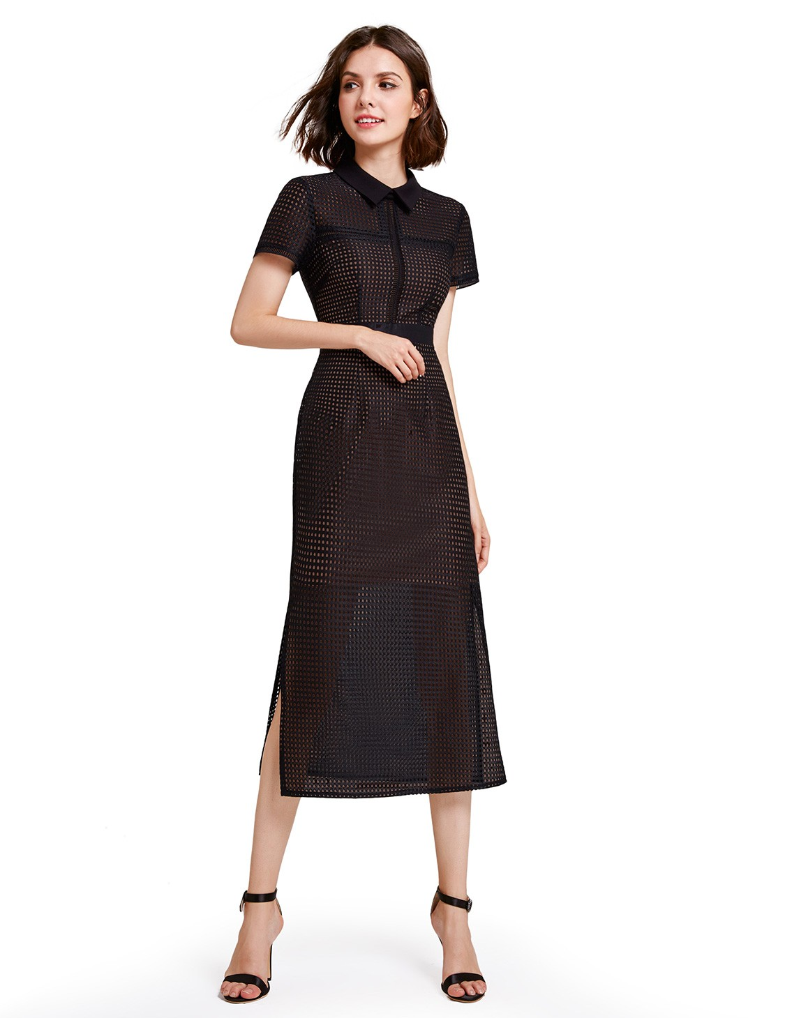 business casual dress length photo - 1