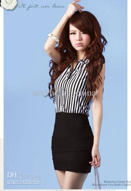 business casual dresses cheap photo - 1