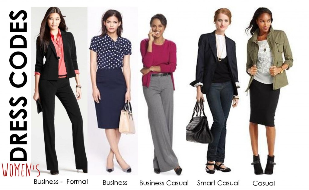 business casual example photo - 1