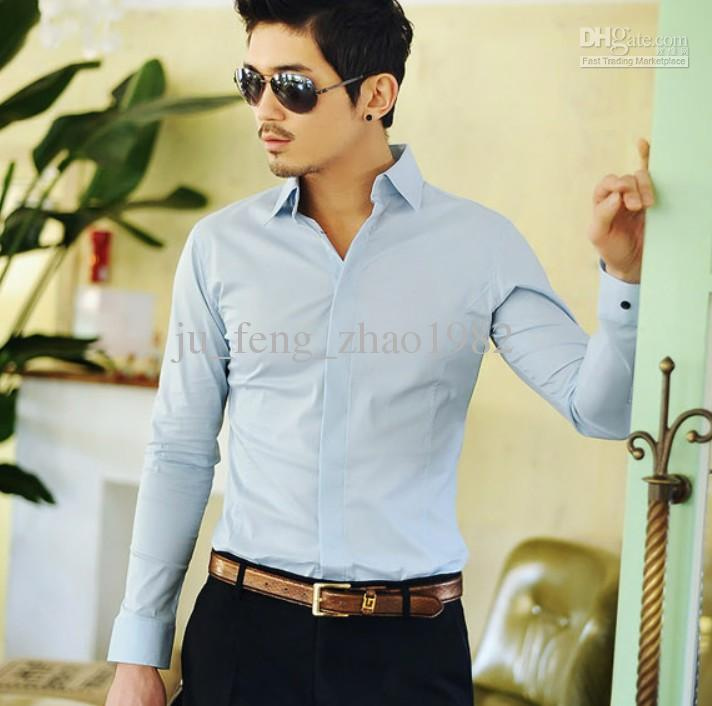business casual fashion men photo - 1
