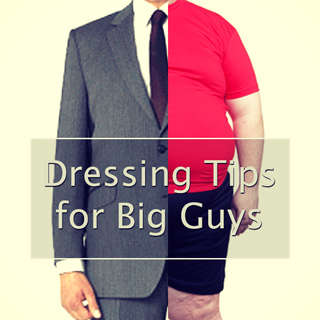 business casual for fat guys photo - 1