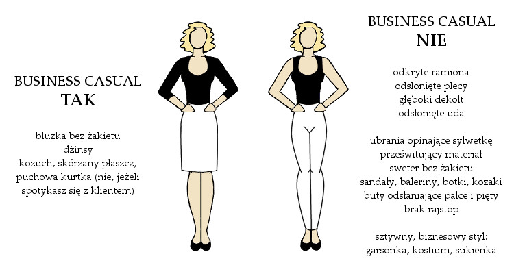 business casual for men and women photo - 1