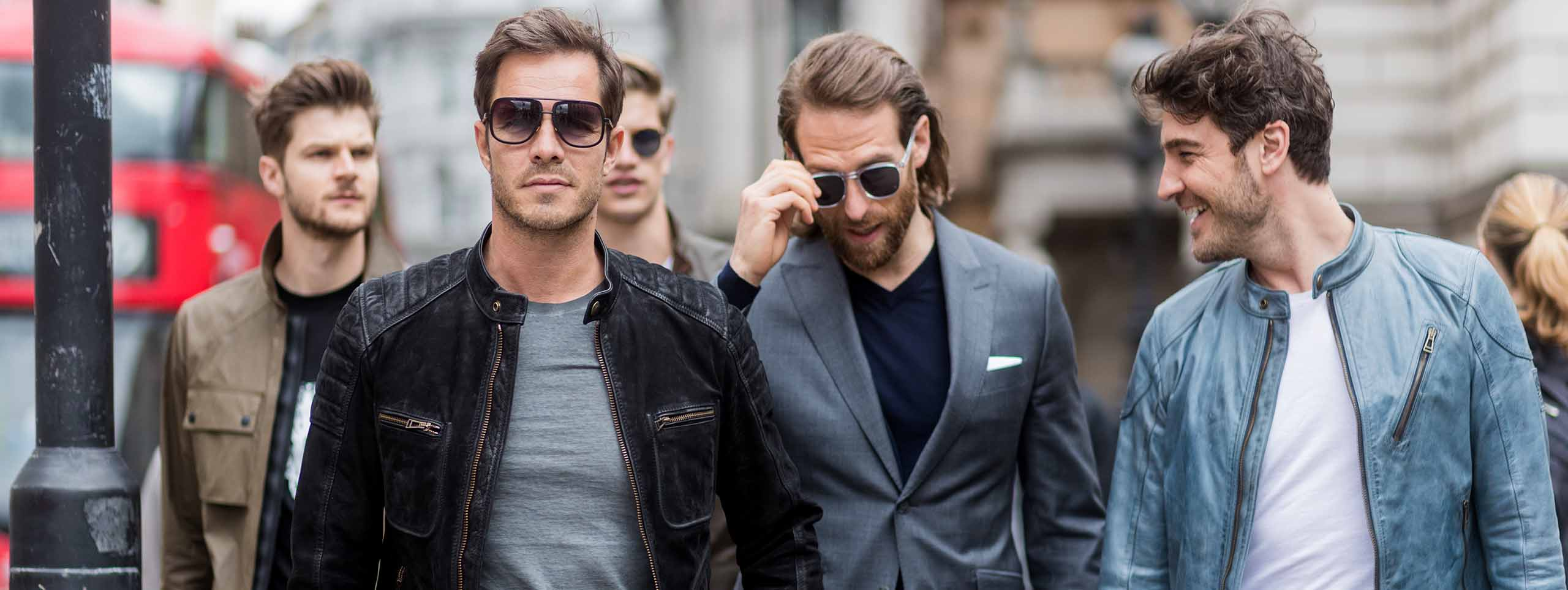 business casual hairstyles men photo - 1