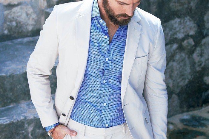 business casual in the summer photo - 1