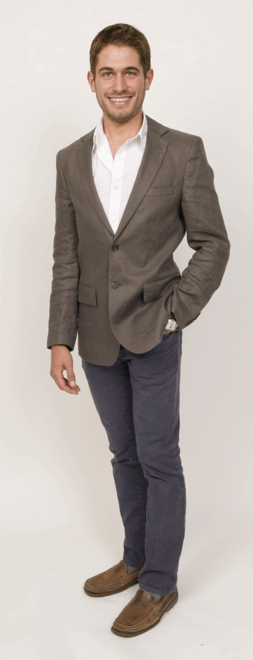 business casual interview male photo - 1