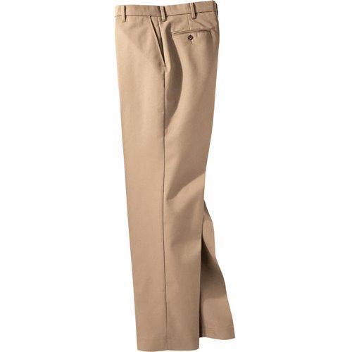 business casual khaki pants photo - 1