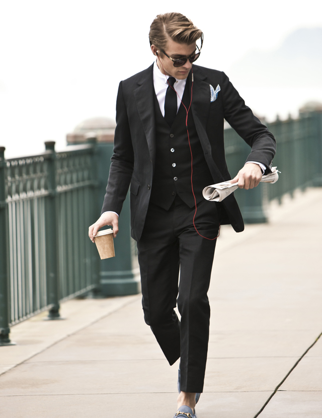 business casual looks for men photo - 1