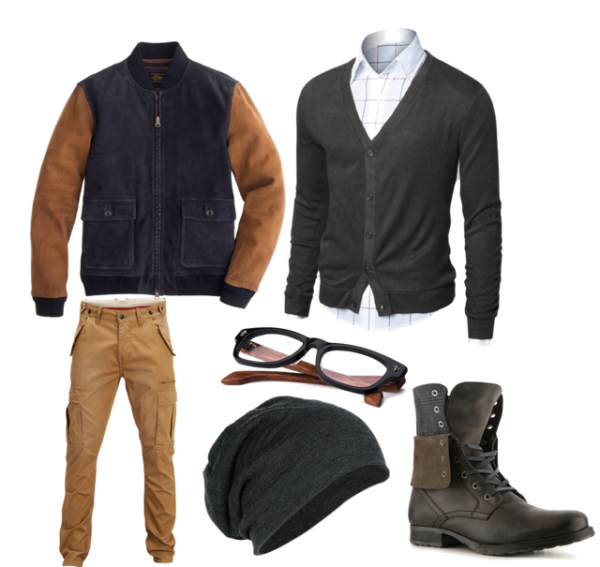 business casual looks mens photo - 1