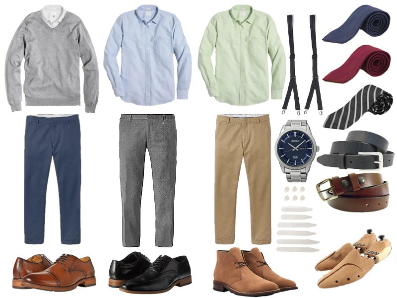 business casual men summer photo - 1