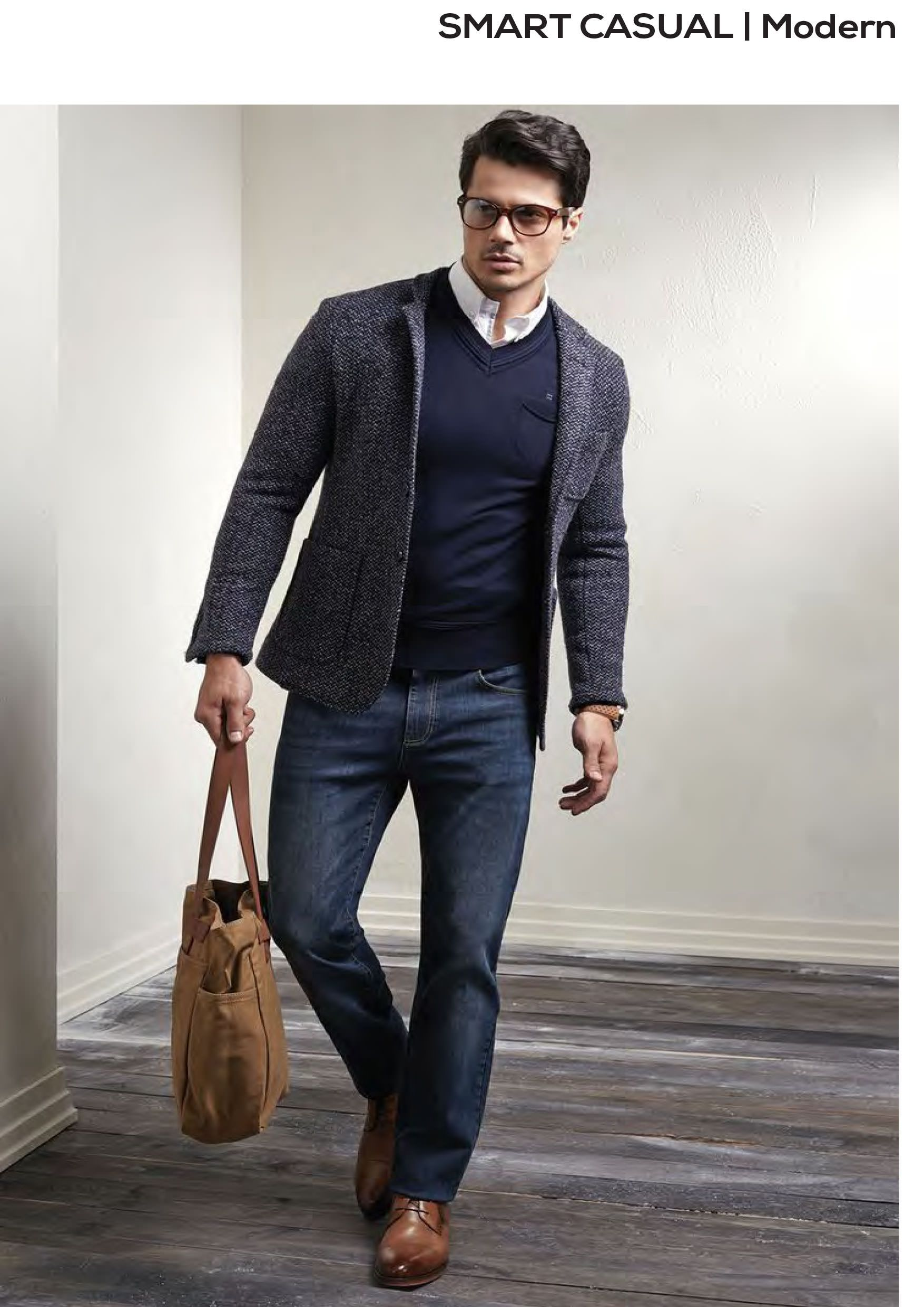 business casual menswear photo - 1