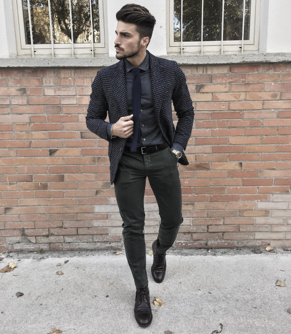 business casual outfits for men photo - 1