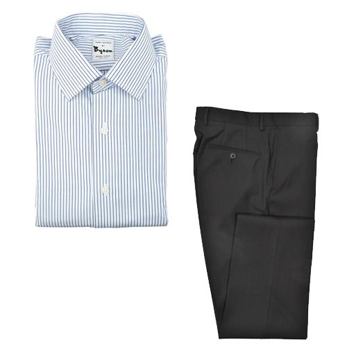 business casual pants men photo - 1