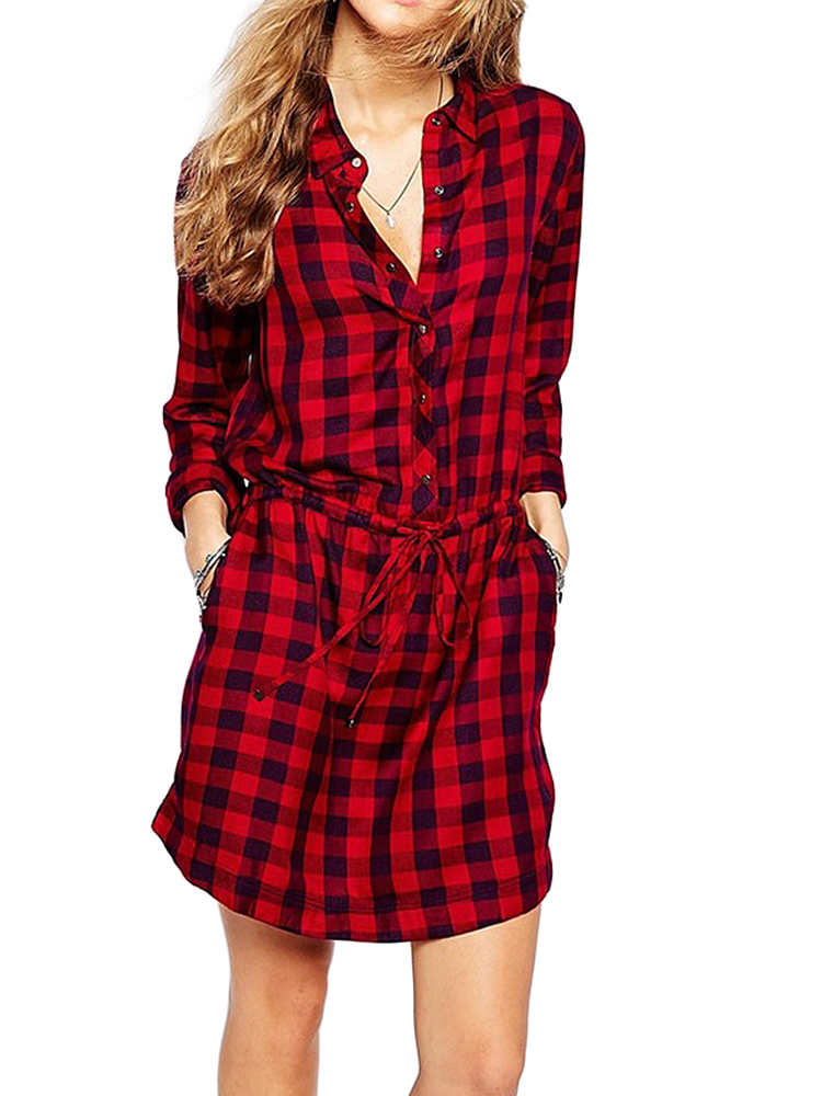 business casual plaid photo - 1