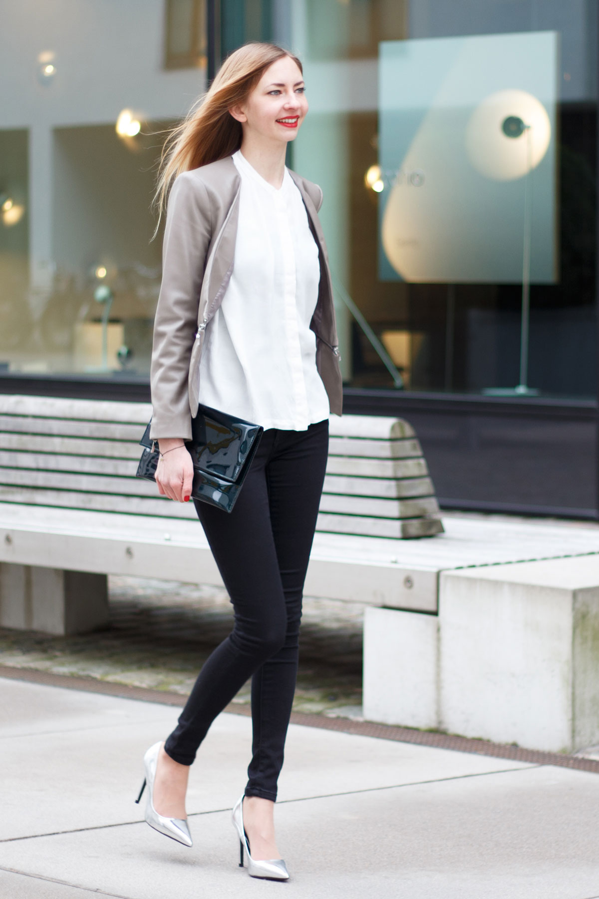 business casual slacks women photo - 1