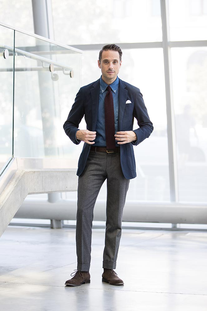 business casual style photo - 1