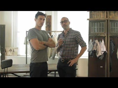 business casual wear men photo - 1