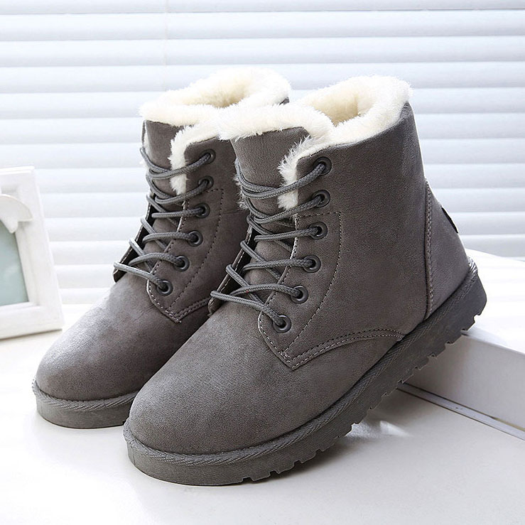 business casual winter boots photo - 1