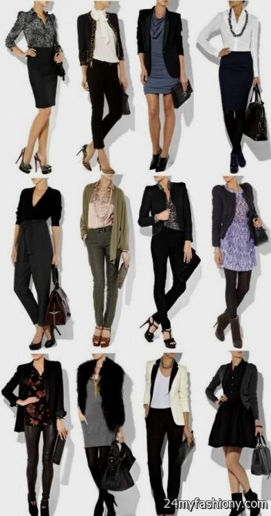business casual women photo - 1
