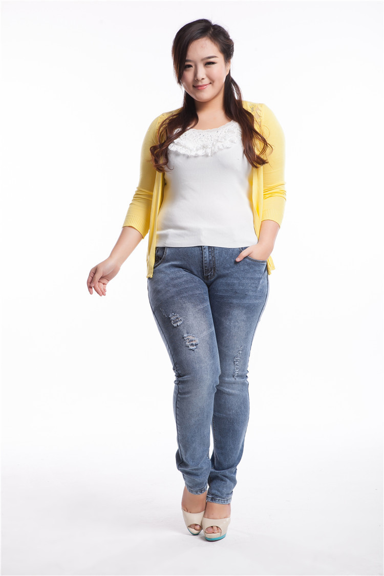 business casual women jeans photo - 1