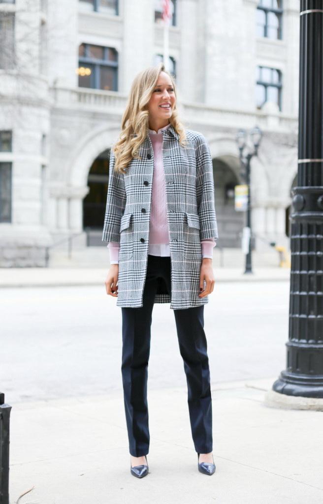business casual women sweater photo - 1