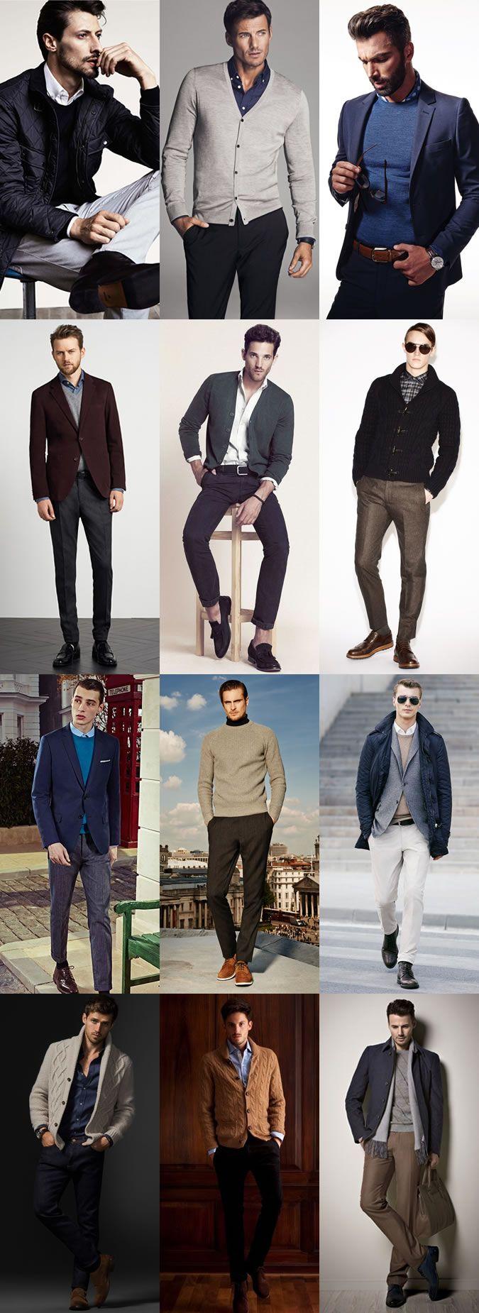 casual business attire for men photo - 1
