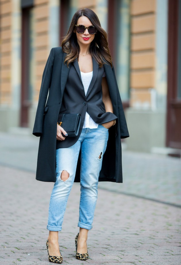 casual business look photo - 1