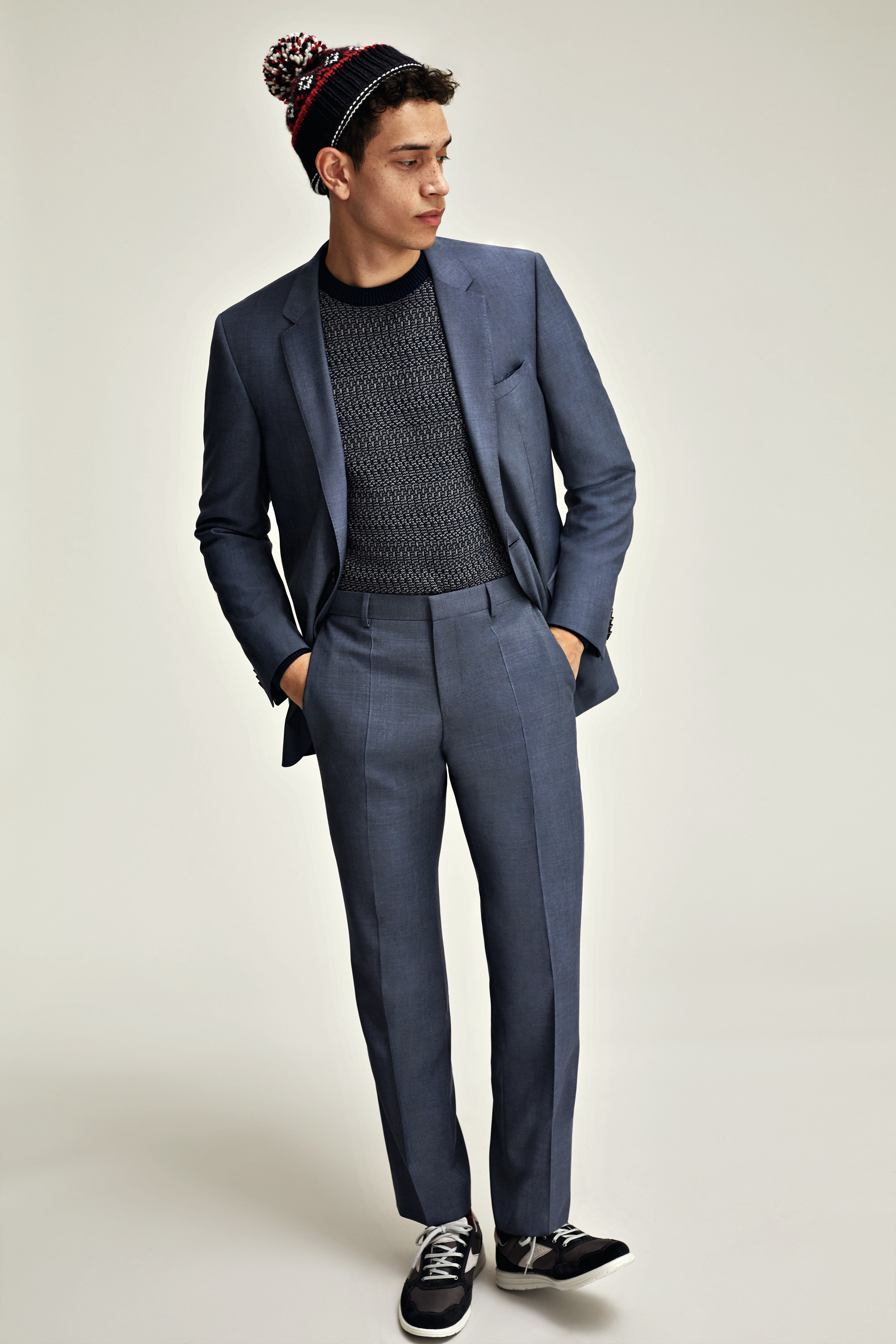 casual business looks photo - 1